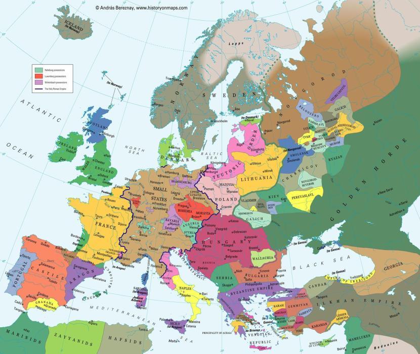Europe XIV