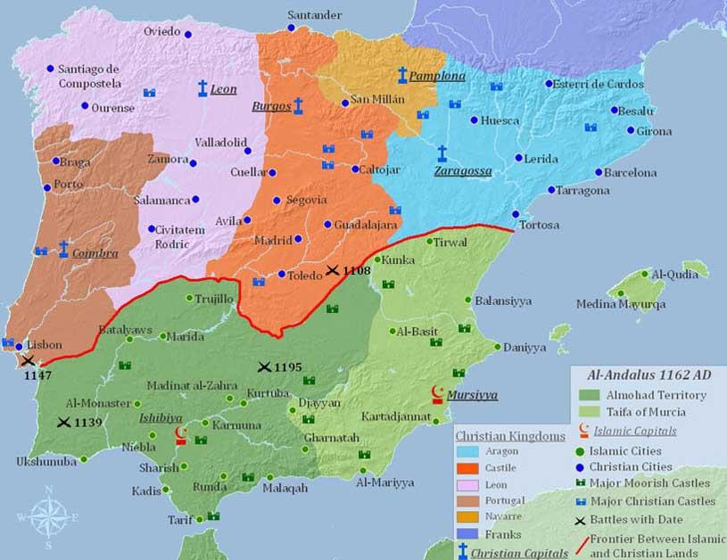 reinos cristianos al-andalus 1162.jpg