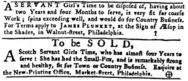 Pennsylvania-Gazette-11-25-1762-5-indentured-girls.jpg
